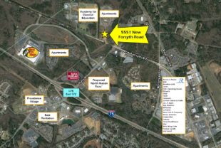 5551 New Forsyth Road, Lot 4, Macon, GA 31210
